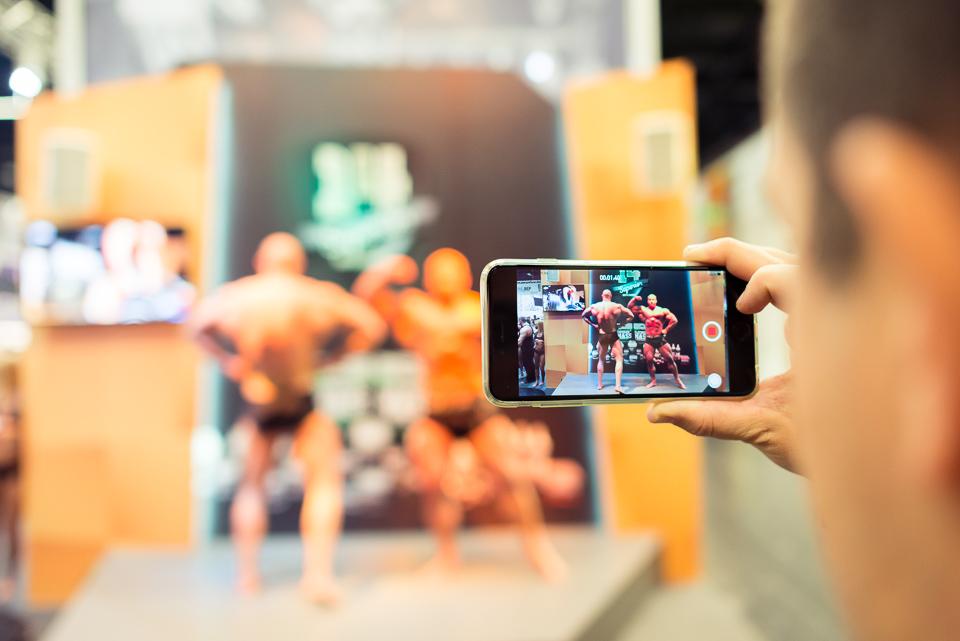 FIBO 2015 Fitness, Wellness und Gesundheit