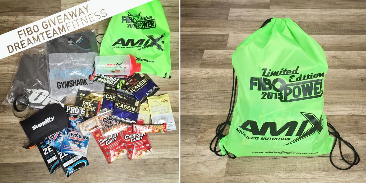 Gewinnspiel FIBO Goodie Bag Giveaway