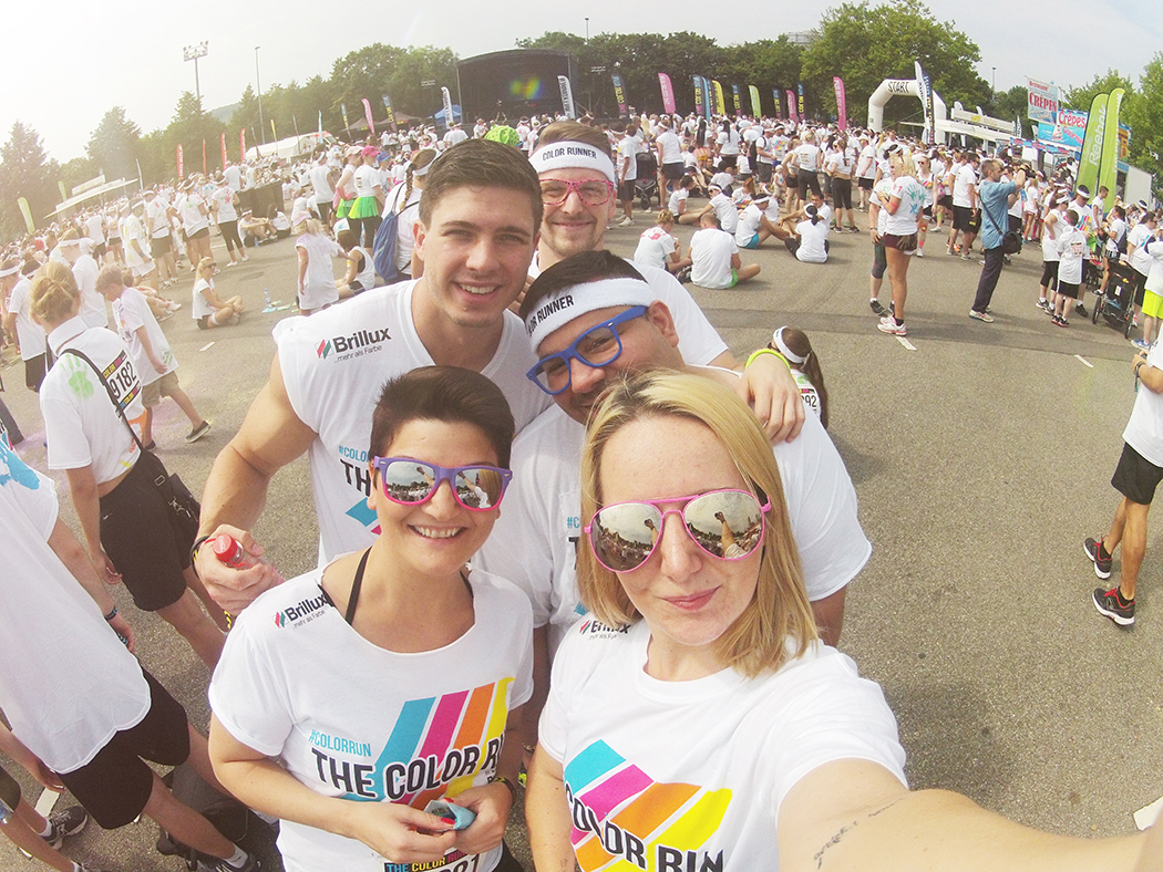The Color Run Stuttgart