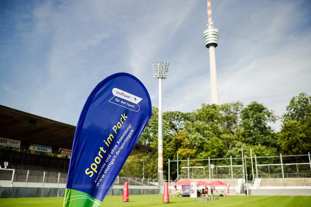 Gazi Stadion Stuttgart