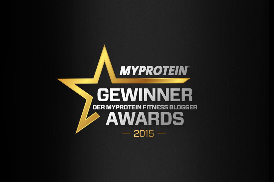 MyProtein Fitness Blogger Awards 2015
