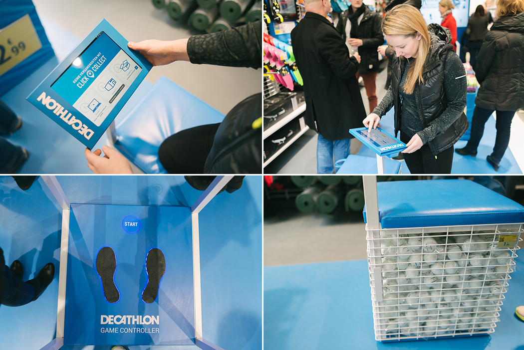 Decathlon Connect Store