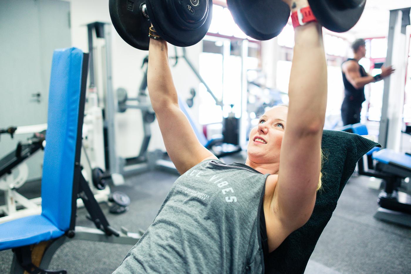 Ergänzungen zum Abnehmen im Fitnessstudio und