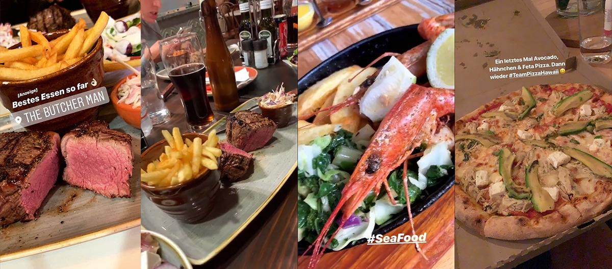 Cape Town, Kapstadt, essen, steak, Empfehlung, seafood, Steak,