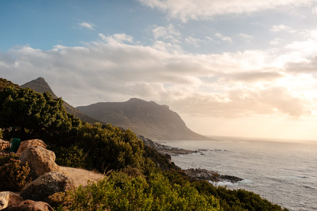 Cape Town, Kapstadt, Ausflug, weather, view, sun, sunset