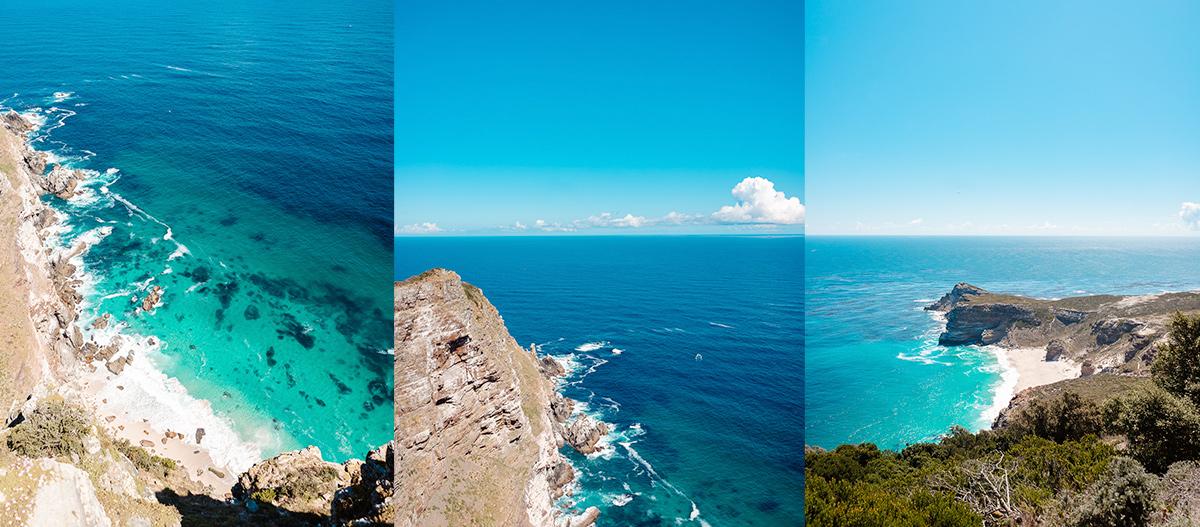 Cape Town, Kapstadt, Ausflug, Kap der guten Hoffnung, Cape of good hope, Ausblick, Strand,