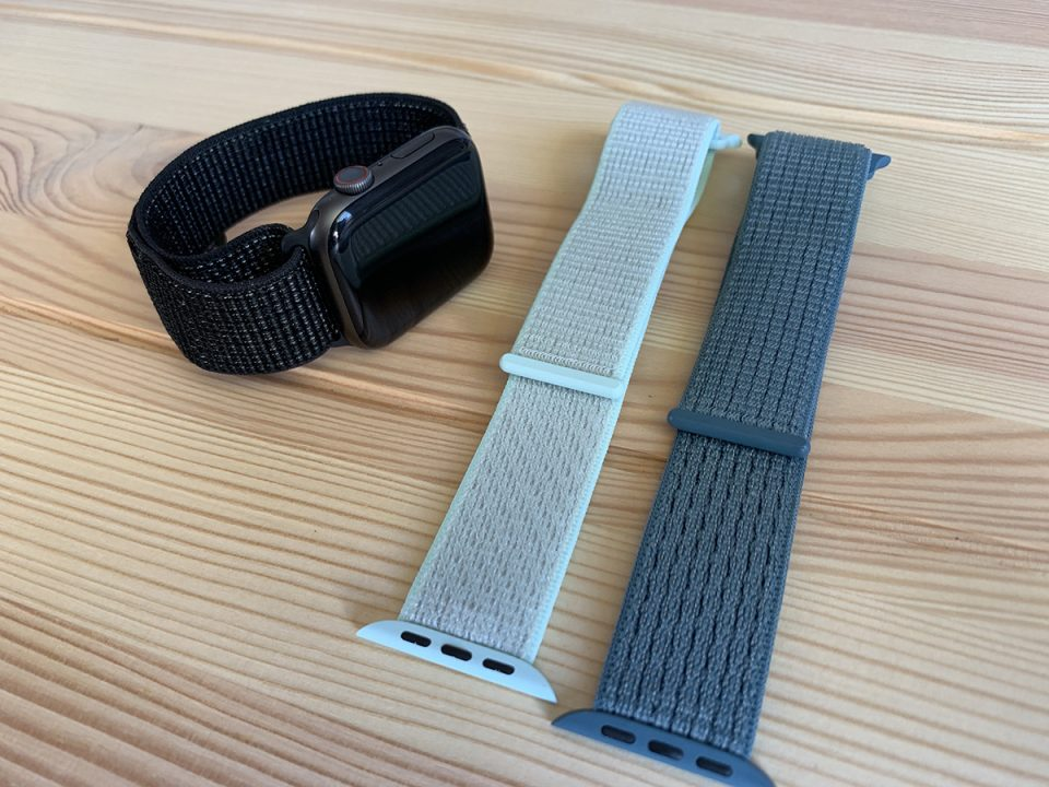 Apple Watch, Armbänder, sport loop, angenehm, Favorit