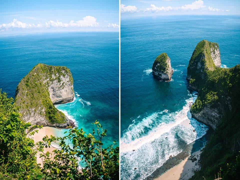 Nusa penida, Bali retreat, fitness camp, travel, insel, dinokopf,