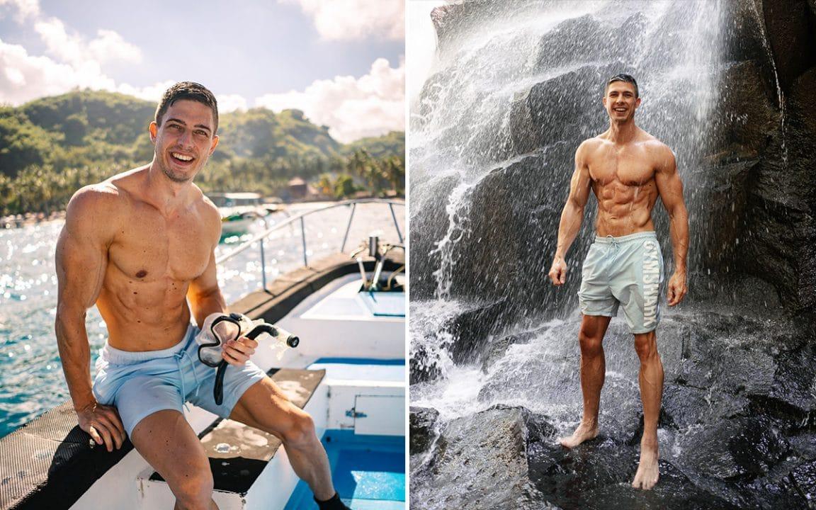 Bali Retreat, Fitness Camp, Tauchen, Schnorcheln, Wasserfall, Ausflüge