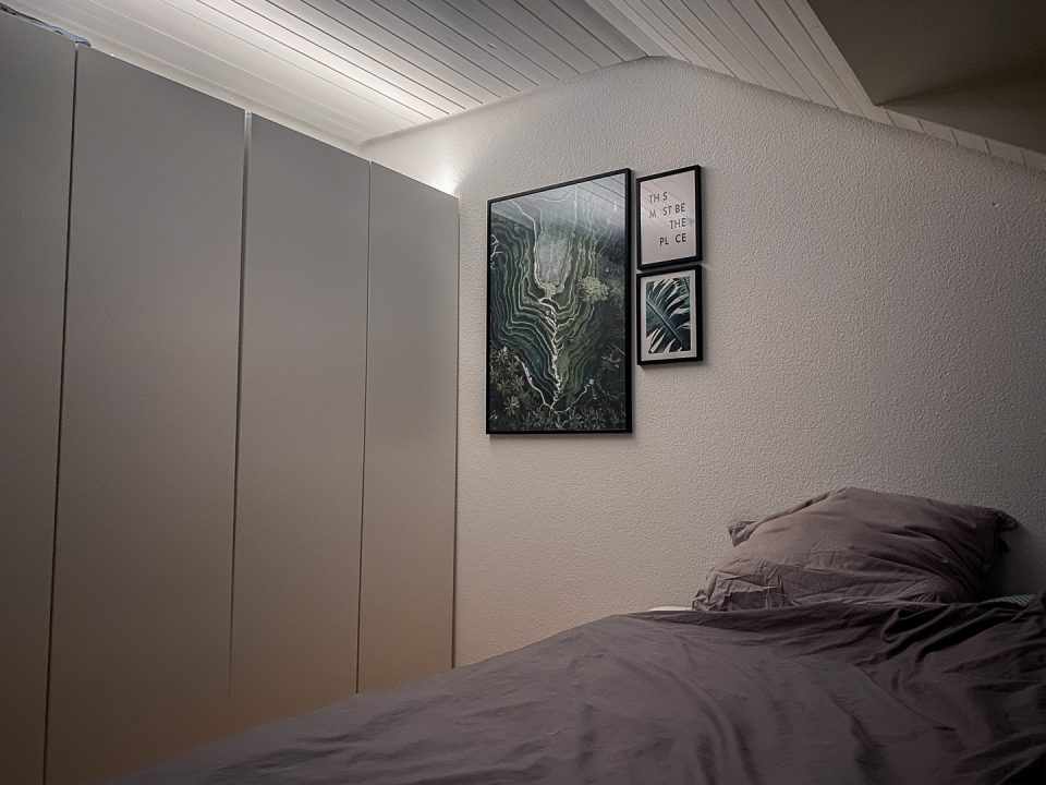 smart home, smarte Wohnung, Philips hue, ledstrip,