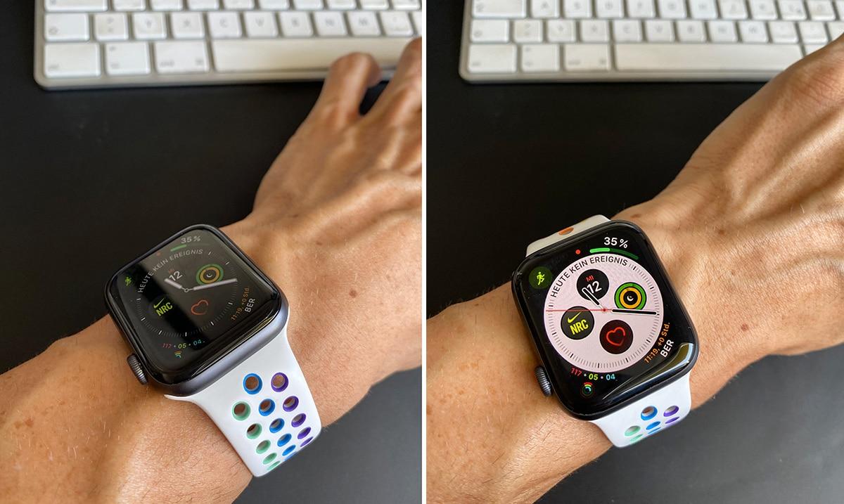 Apple Watch, Series 5, always on Display, neue Apple Watch, Fazit, Review, Test